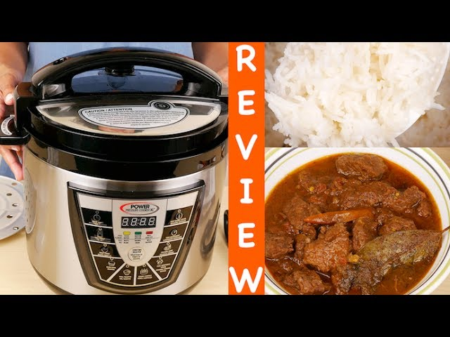 power pressure cooker xl manual