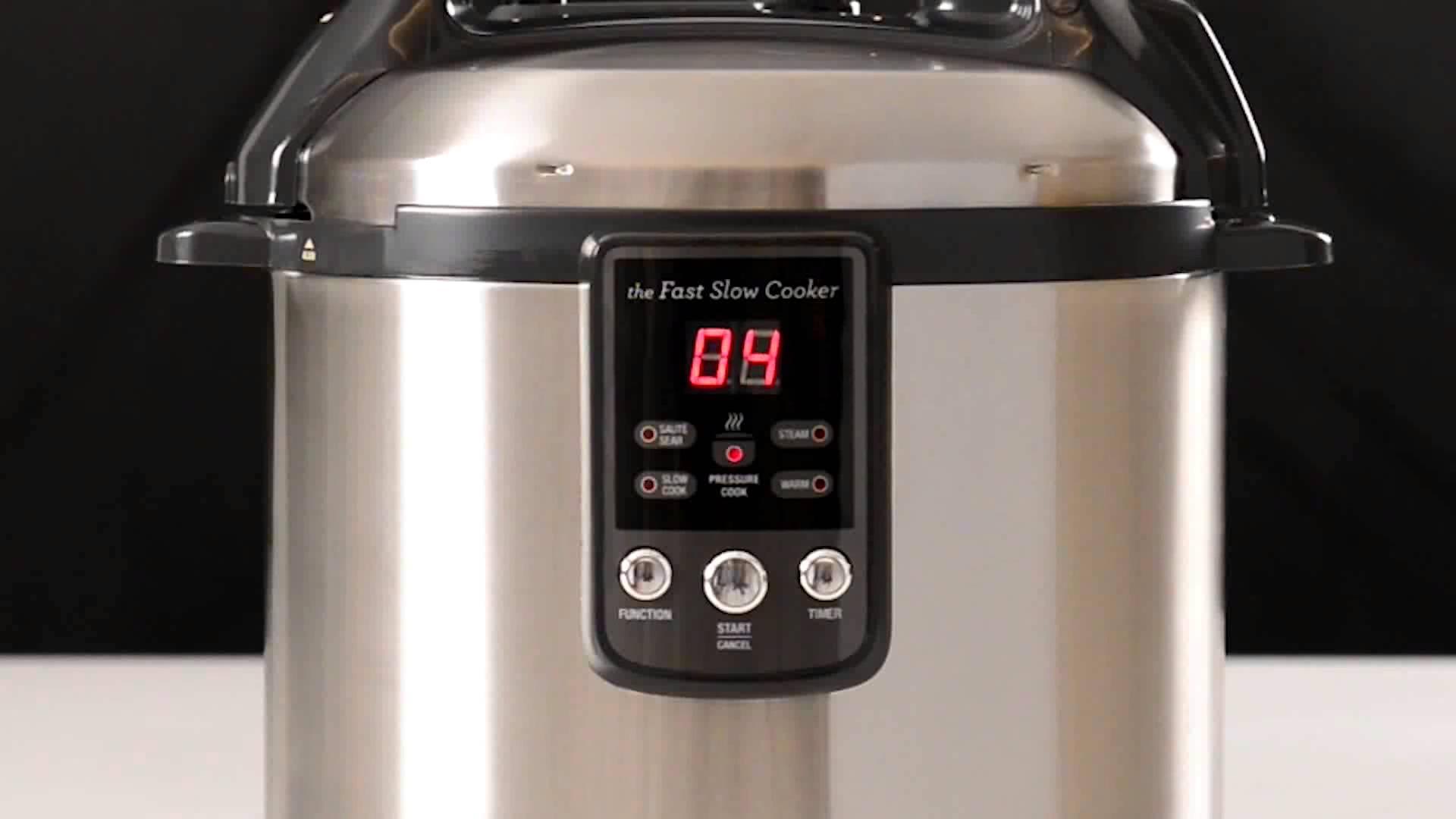 breville fast slow pressure cooker tips and tricks. Black Bedroom Furniture Sets. Home Design Ideas